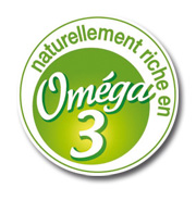 Naturellements riches en omega 3