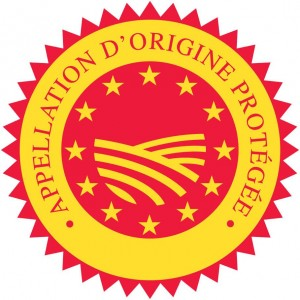logo AOP européen